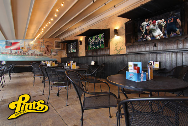 Pints is Official Rugby Headquarters in Elmhurst